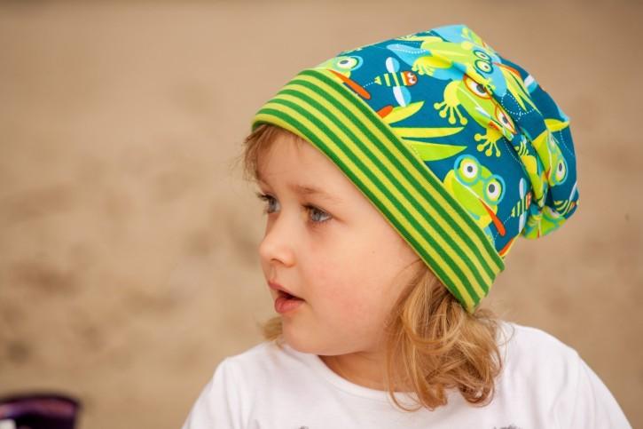 Mütze Luca Frosch