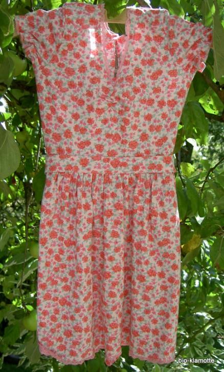Kleid florita rosa