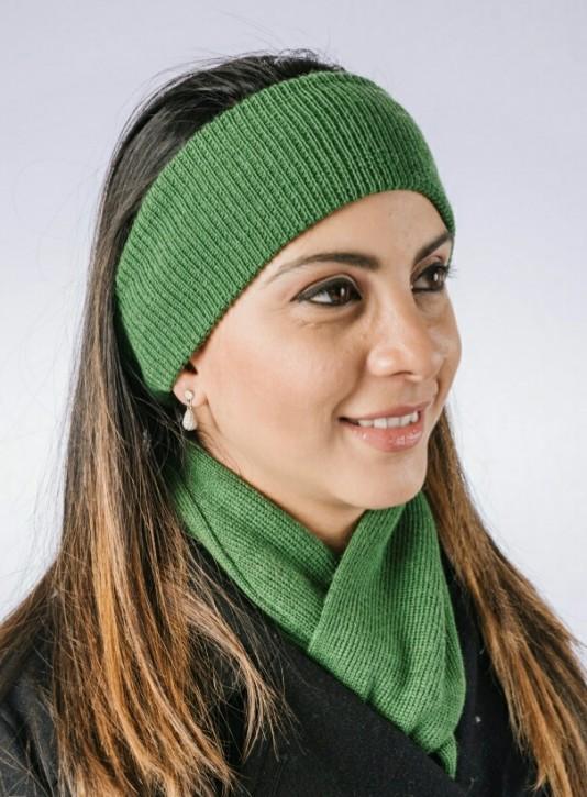 Alpaka Stirnband uni
