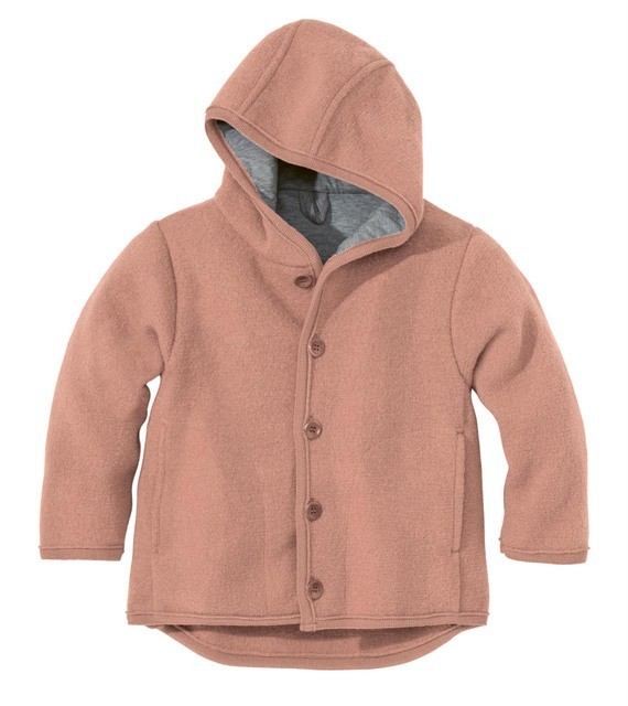 disana Walk Jacke rose / 74/80
