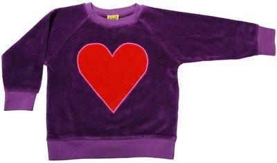 Pullover Herz