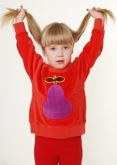 Pullover Birne