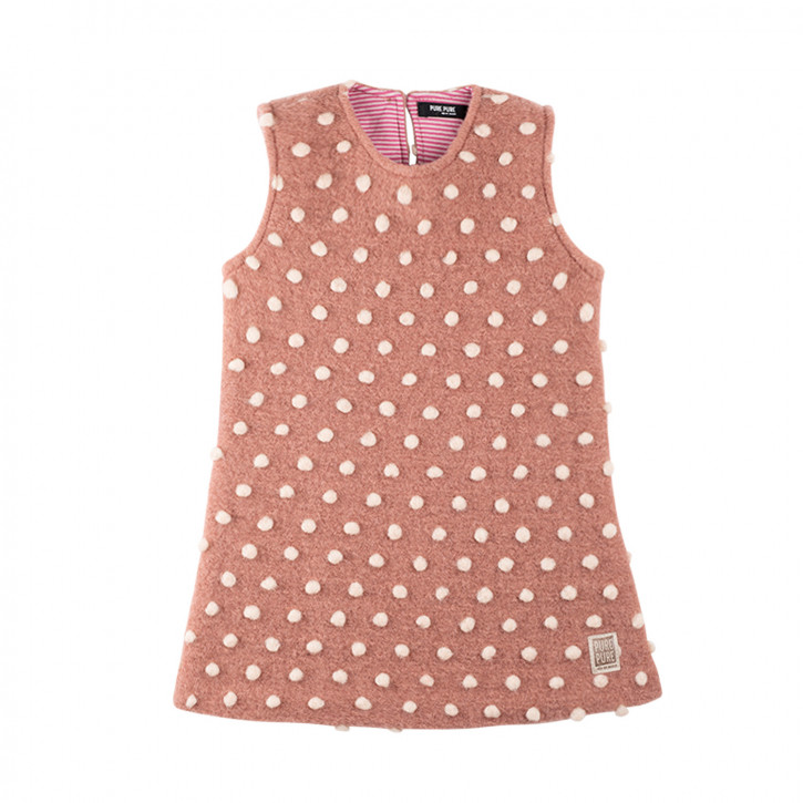 Mini Kleid Walk dusty rose