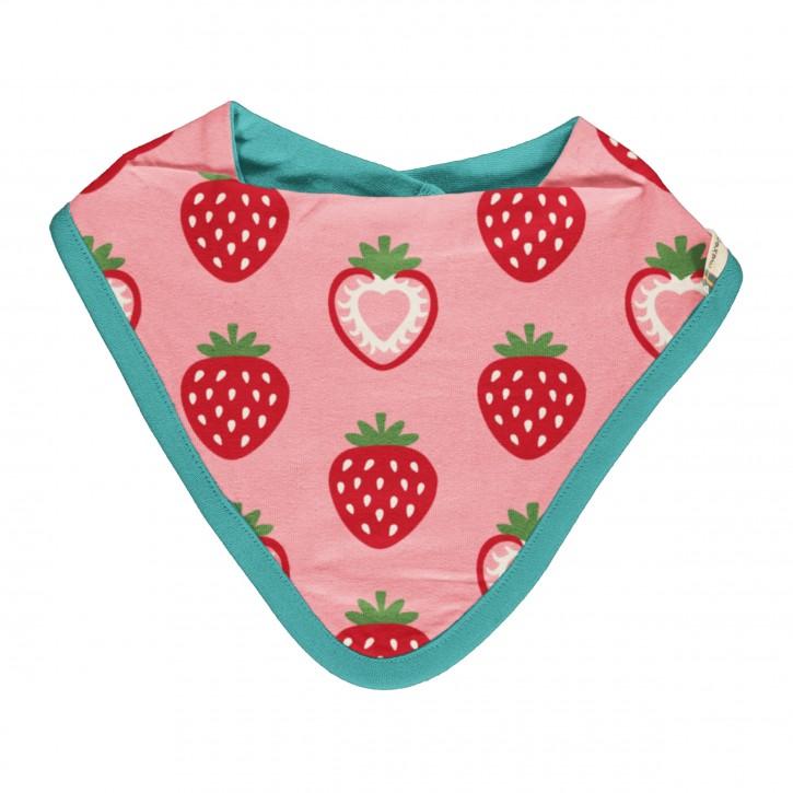 Dreiecktuch Erdbeeren