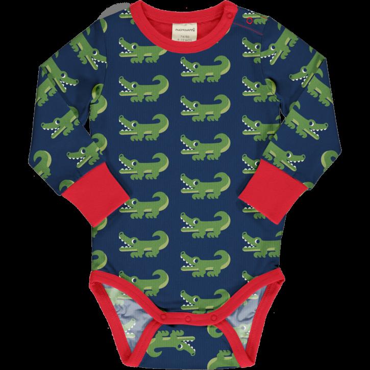 Body langarm Krokodil