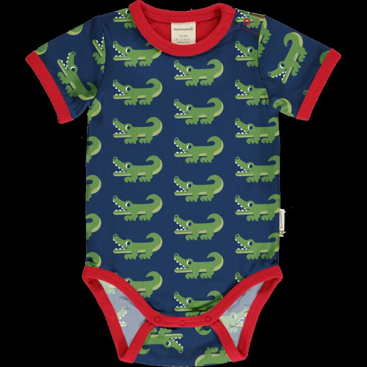 Body kurzarm Krokodil
