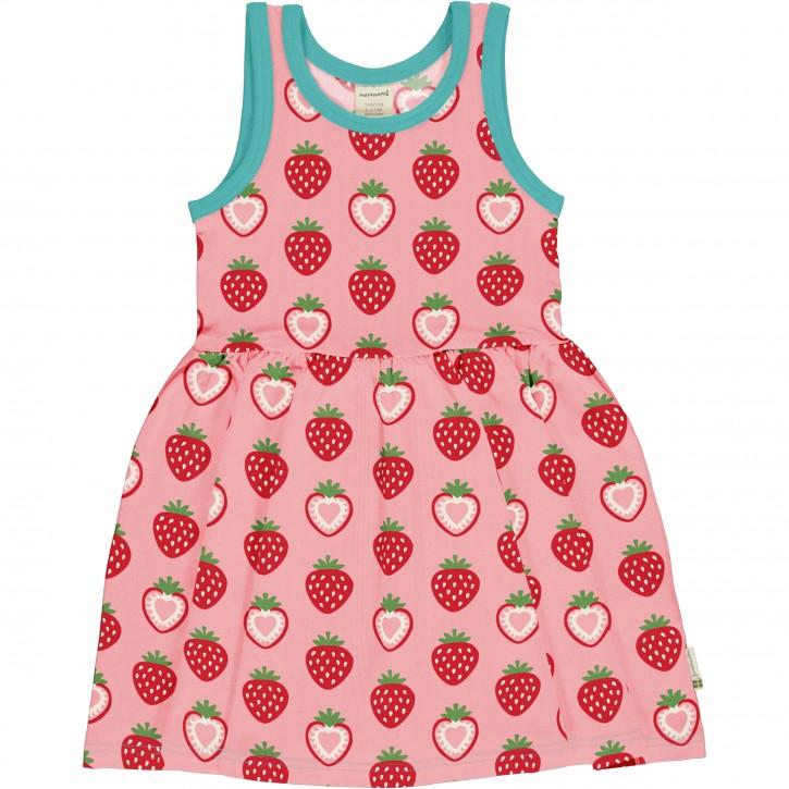 Trägerkleid schwingend  Erdbeerer Dress spin ns strawberry