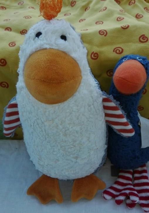 Pinguin Ingo