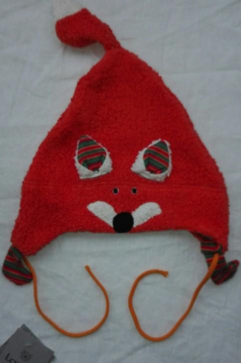 Mütze Fuchs Fridolin uni