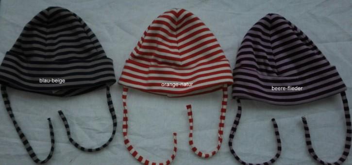 Mütze  Ringel breit