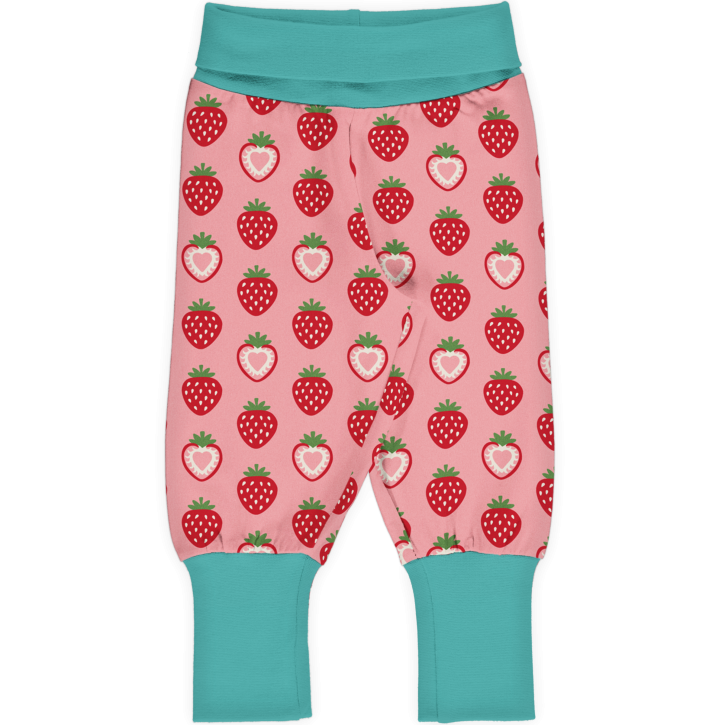 Pumphose Erdbeere
