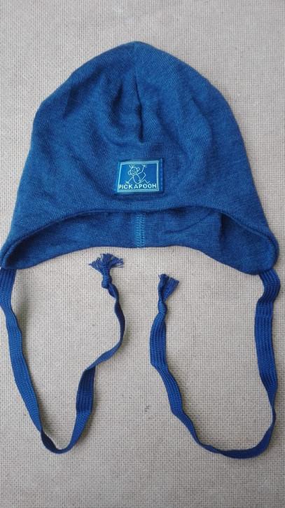 Mütze Radler blau