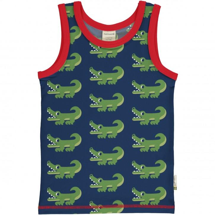 Unterhemd Krokodil
