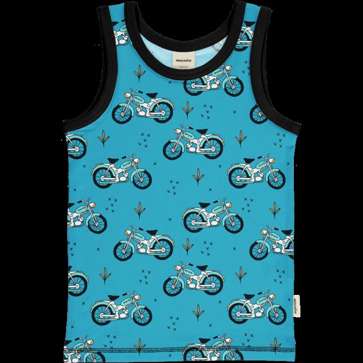 Unterhemd Moped /cool biker