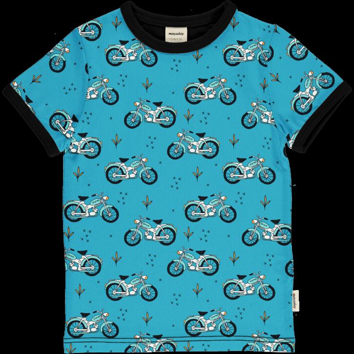 T-shirt Moped / cool biker