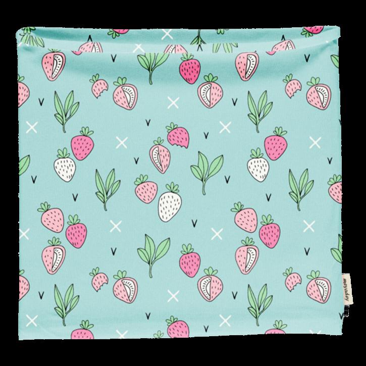 Loop Schal Erdbeere/ strawberry field