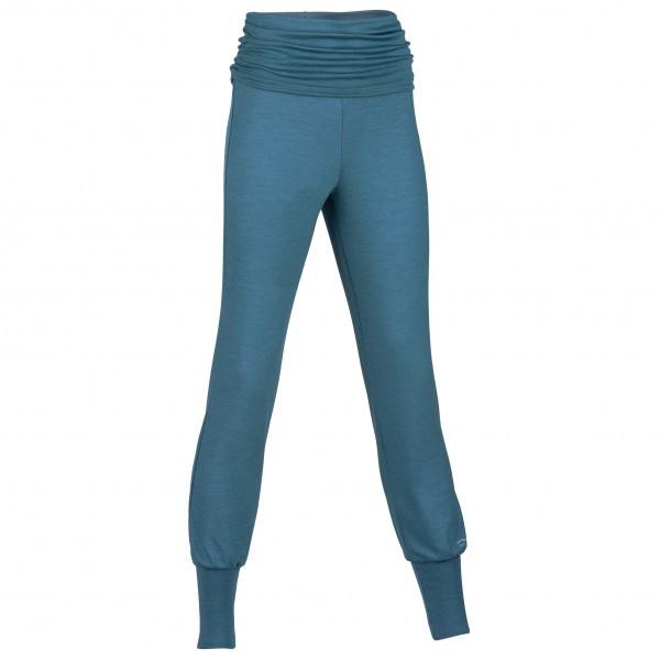 Yoga Hose blau M