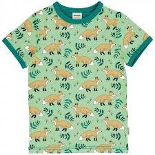 T-shirt Fuchs / wild fox