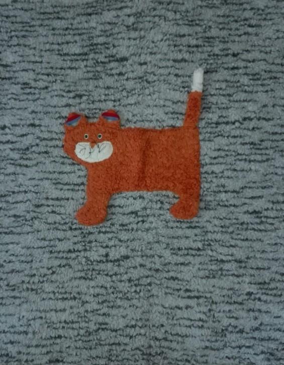 Decke / Kissenbezug Katze