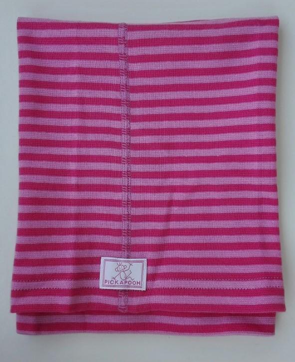 Schlauchtuch Strunzl Bio Baumwolle rose pink