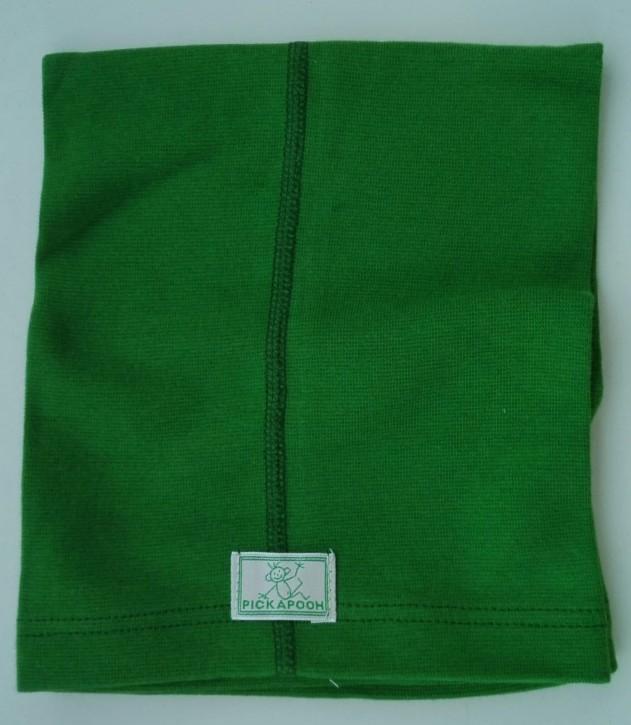 Schlauchtuch Strunzl Bio Baumwolle grün