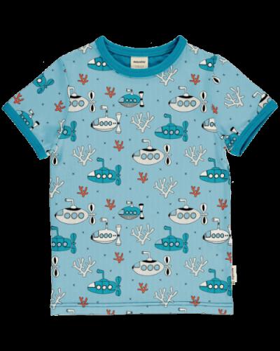 T-shirt U-Boot/ submarine waters