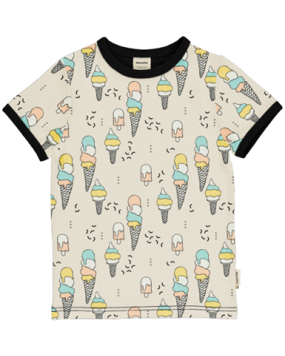 T-shirt Eis/ cream confetti