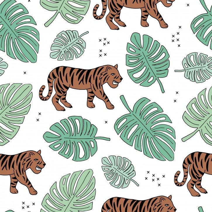 Sonnenhut UV 50 Tiger/ tiger jungle