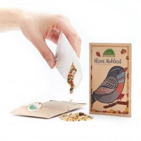 Kleine Mahlzeit Vögel